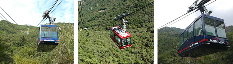 Cable car Sky way